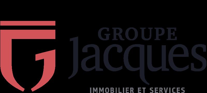 Logo Groupe Jacques Immobilier et services